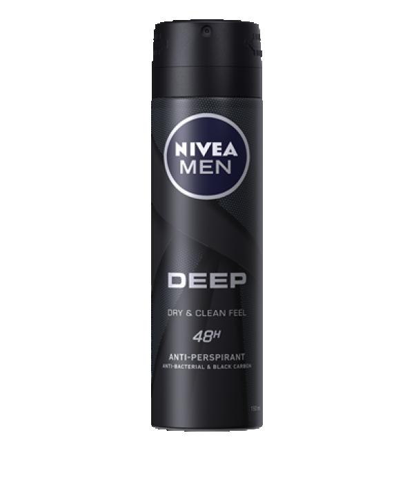 NIVEA deo 150ml M-DEEP