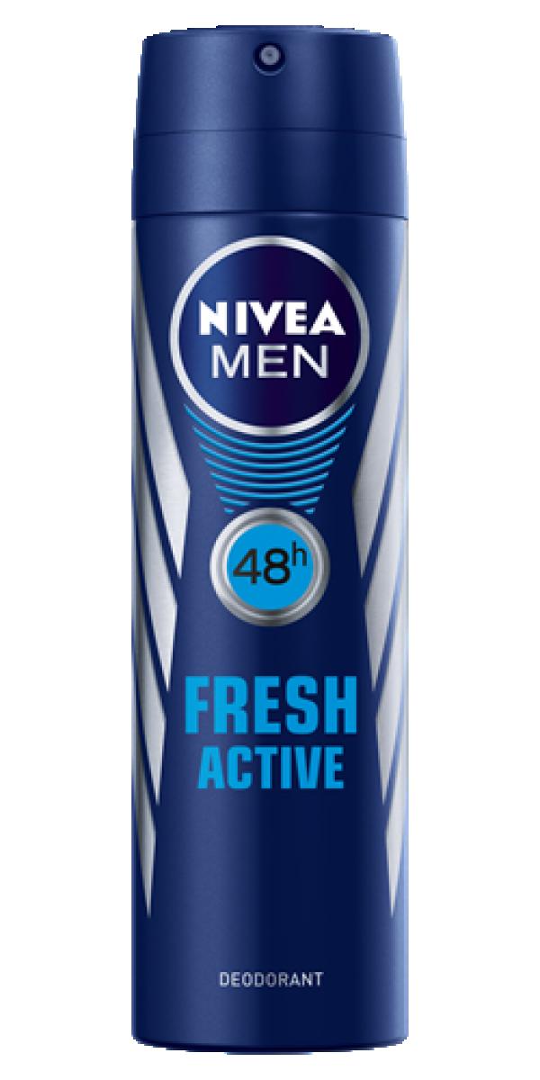 NIVEA deo 150ml M-FRESH ACTIVE