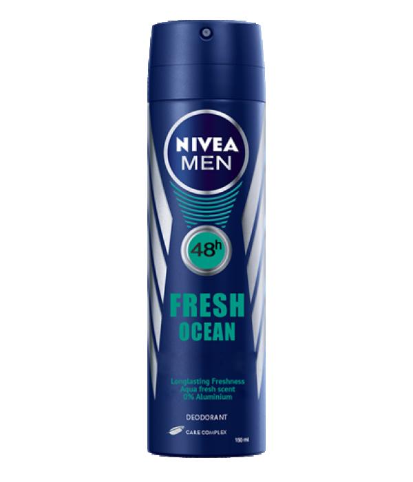 NIVEA deo 150ml M-FRESH OCEAN