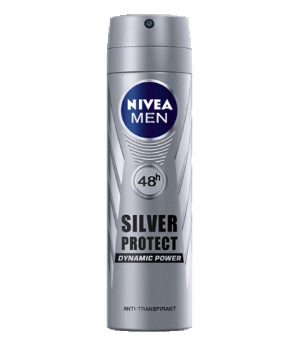 NIVEA deo 150ml M-SILVER PROTECT