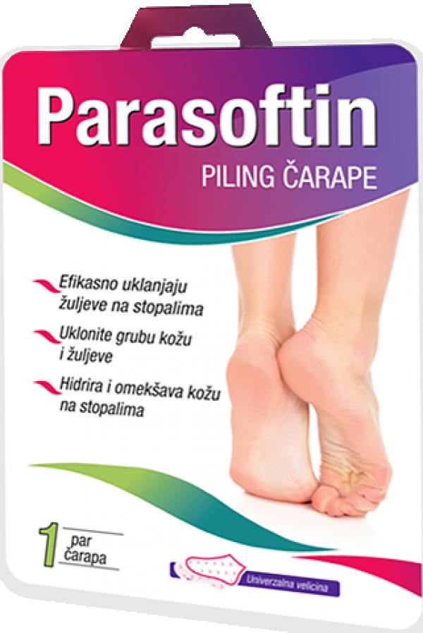 Parasoflin čarape za piling peta