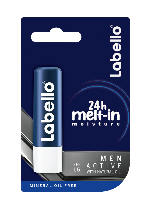 Labello 4.8g-FOR MEN