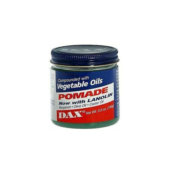 Dax Vegetable Oils pomade 100 g.