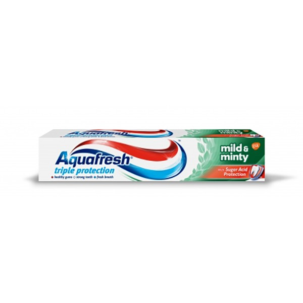 Aquafresh Triple Protection 125ml Mild&Minty