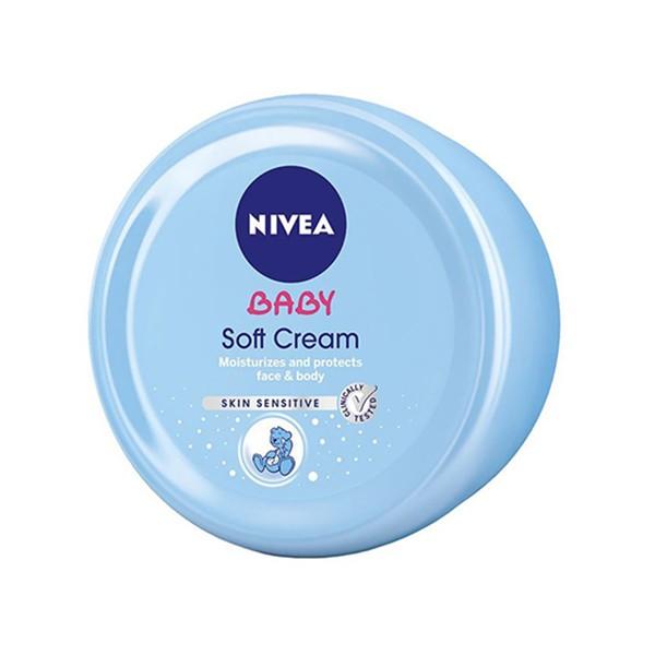 NIVEA baby krema 200ml-SOFT