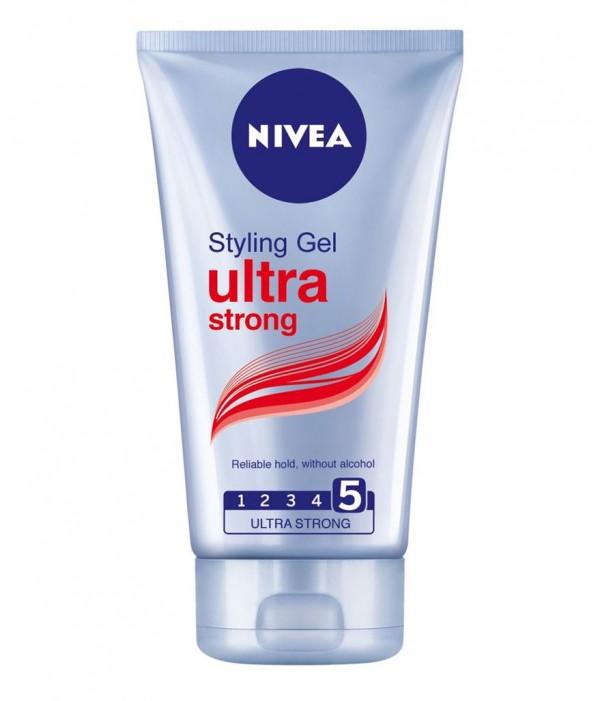 NIVEA gel za kosu 150ml- ULTRA STRONG 5