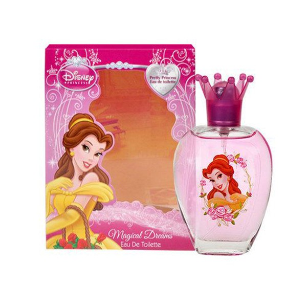 Disney Princess EDT 50ml Lepotica i zver