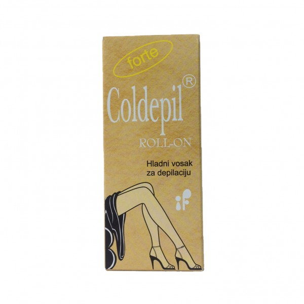 Depilator Coldepil roll on 150g. - Forte