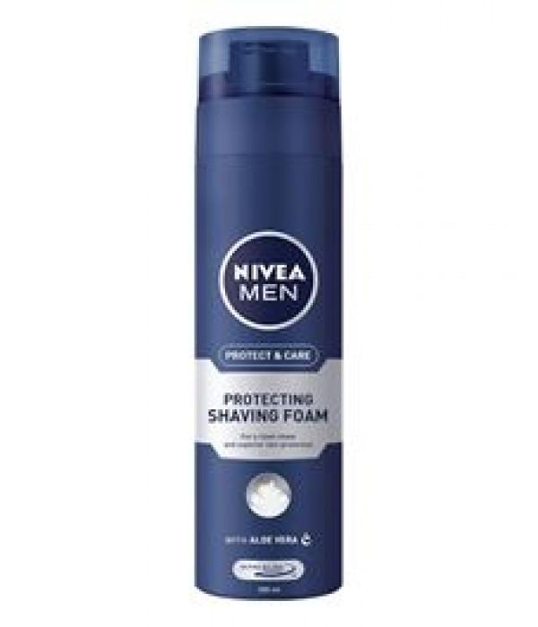 NIVEA MEN pena za brijanje 200ml-ORIGINAL