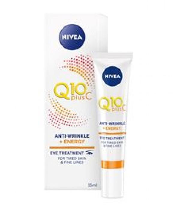 NIVEA Q10 Energy Eye krema 15ml