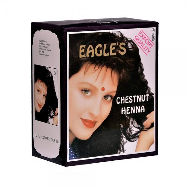 Eagle's kana za kosu 10g x 6kom. Chesnut