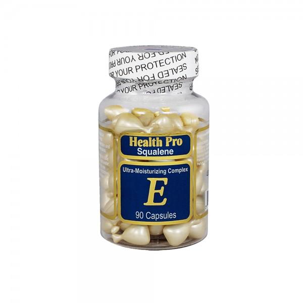 Vitamin E Oil skin kapsule Squalen 90 kom