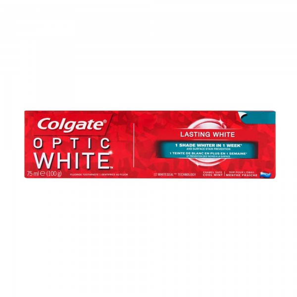 Colgate pasta za zube Optic White 75ml Lasting White